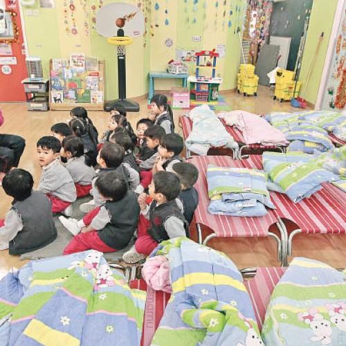 施政報告:80%半日制幼園 免學費