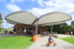 澳洲超級遊樂場,親子通山跑