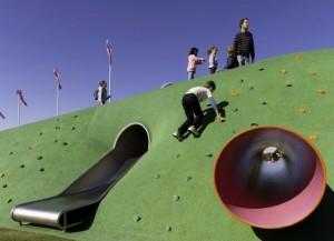 澳洲超級遊樂場,親子通山跑, 捐山窿