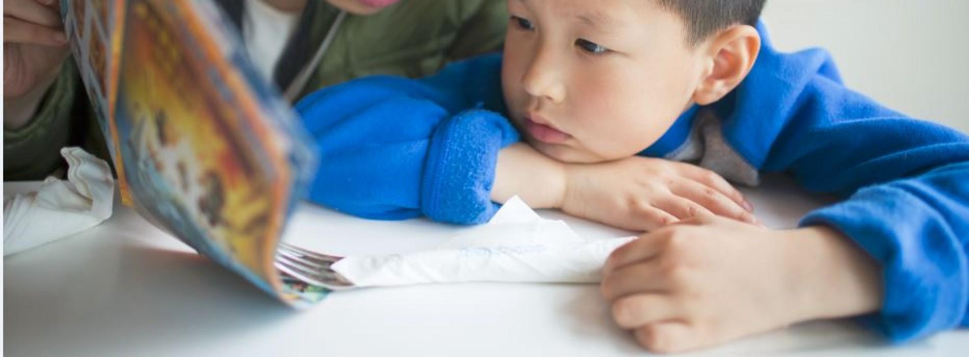 從「廣東話慣用語」看孩子語言能力