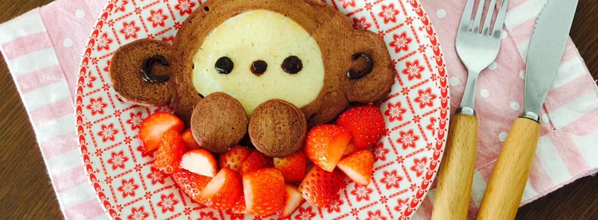 Happy Cook: 賀猴年‧馬騮仔班戟