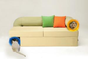 Sofa變飯枱‧瞬間轉移