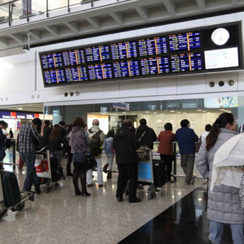 內地孕婦匿機場待產‧違航空保安規例判囚