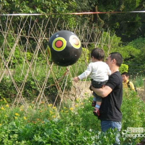 做一天小農夫‧ 刺激小朋友「玩與學」