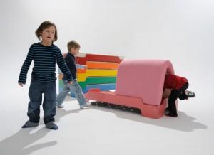 層層疊「床」.20kg超輕巧.玩埋捐山窿