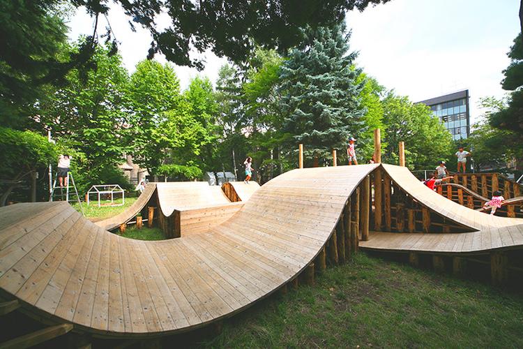 本土「浮木」Playground‧札幌大通