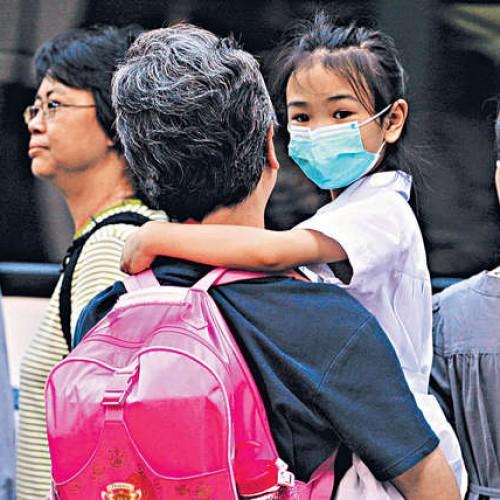 幼園空氣差  隨時播惡菌