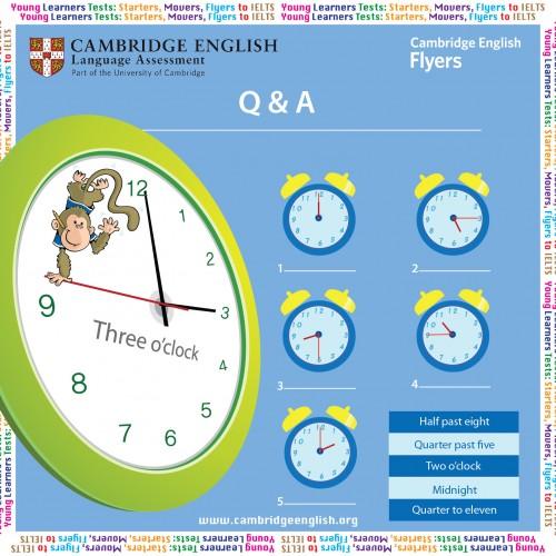 第3亮光:Cambridge English提升幼兒專注力‧3助力