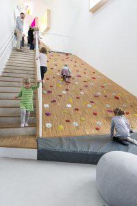 丹麥兒童中心, 設計出能讓小朋友「天馬行空」的獨特空間