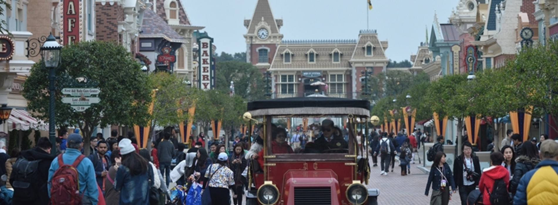 迪士尼首推快樂通行證 限廣東居民購買