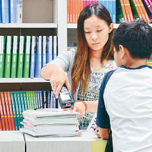 下學年教科書料加價2.3%