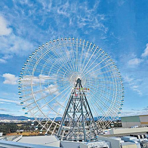 全日本最高摩天輪 7月大阪開幕
