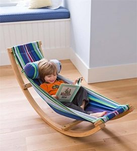 讓幼兒「放鬆」‧「隨時嘆」舒服搖搖床