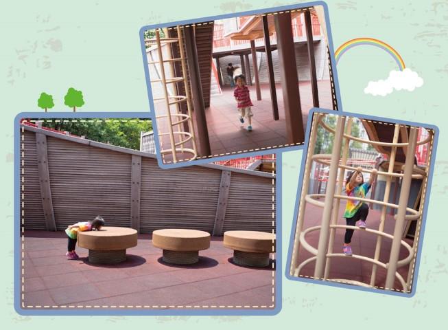 周末好去處 : 老鼠洲兒童遊樂場