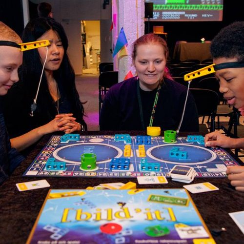 瑞典「MegaMind 超強大腦」博物館.玩轉4D腦神經