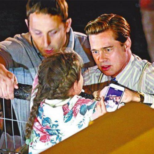 畢彼特眼利 勇救被壓小女孩