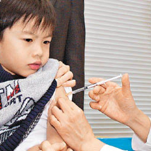 兒童流感疫苗資助擬擴至全港小學生