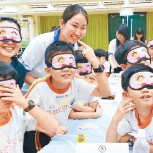 兒童斜視遲醫可致盲