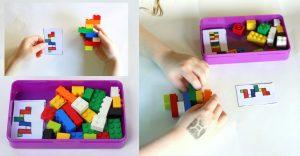 幼兒搭飛機.7個好玩小遊戲 看圖砌Lego