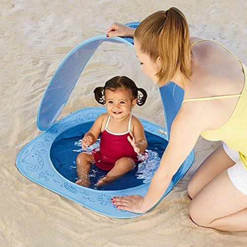幼兒海灘專屬 ‧ 一人前「玩水防曬」帳幕