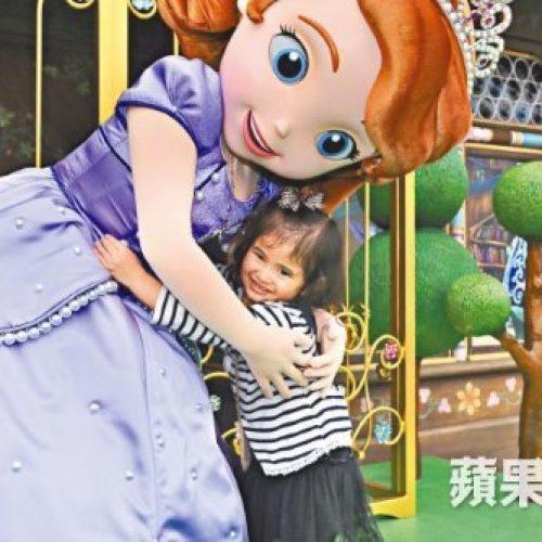 歷化療電療骨髓移植 4歲小公主樂觀抗癌