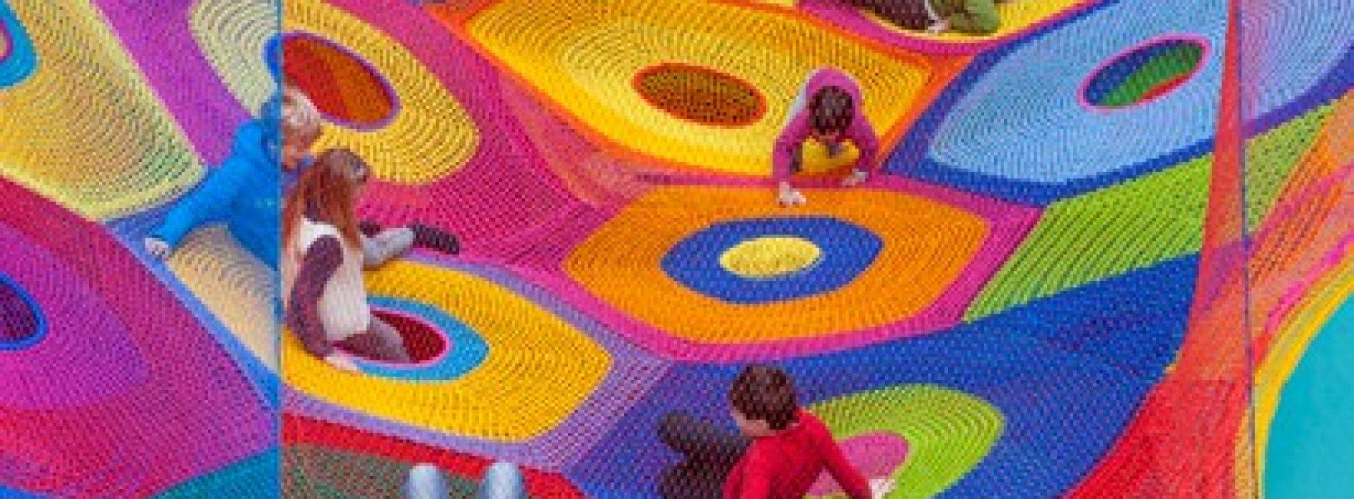 親子開眼界:免費玩「繩網遊樂場」@IFC [1/7 – 12/9]