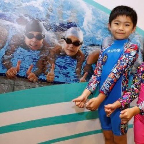 免費習泳計劃周五接受報名