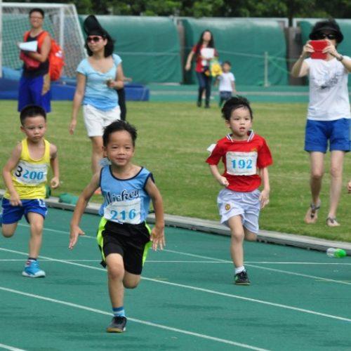 第八屆香港兒童親子田徑錦標賽2016第二回合 [截止報名:7月14日]