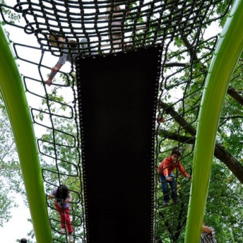 「重重波折」攀爬遊樂場‧小朋友N0.1推介