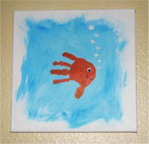 親子「海洋」手工‧發揮「涼浸浸創意」