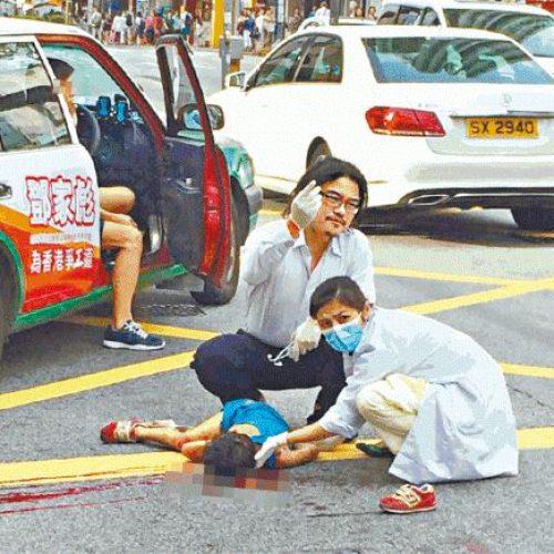 突甩開媽媽衝出馬路 6歲童遭撞爆頭亡
