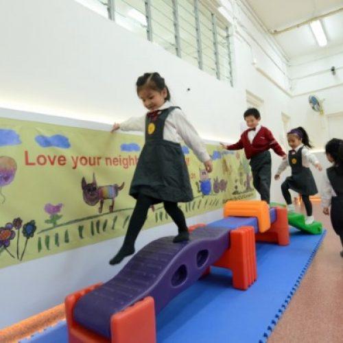 幼稚園生資助至少三萬三 ‧料七成半日制學童免學費
