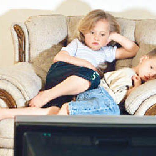 兒童迷電視增患骨質疏鬆