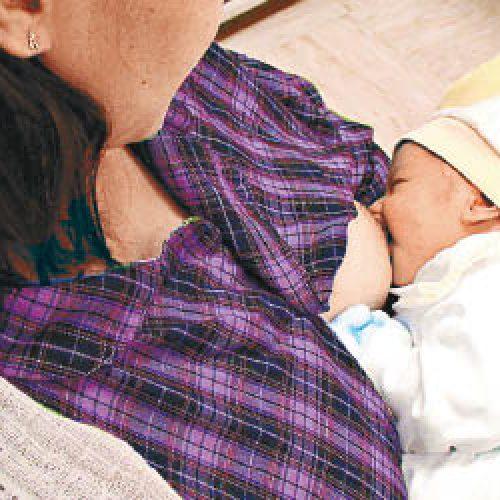 授乳媽媽慎防無營病症