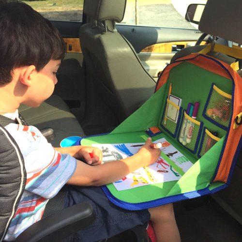 小朋友外遊必備.2款便攜式「玩學多功能包」