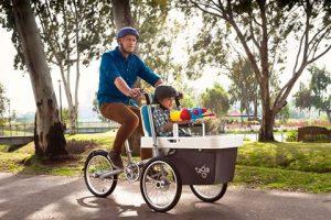 Taga家庭單車.可載3童