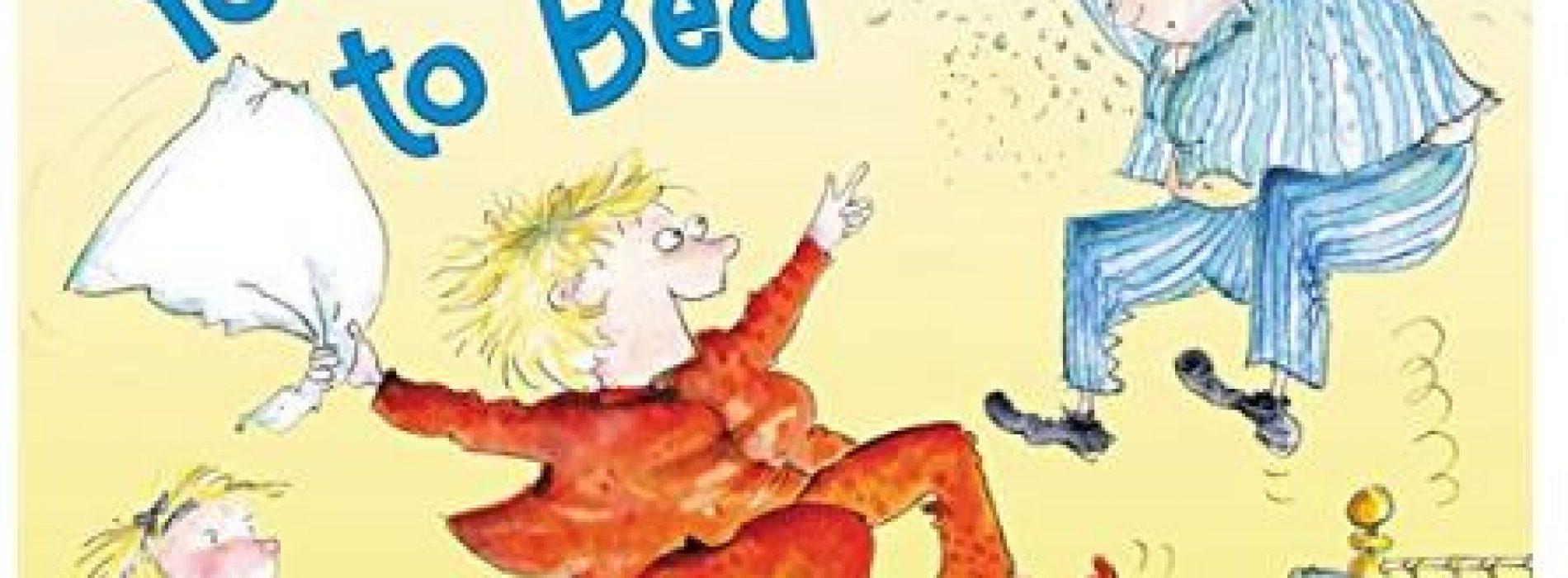 6本「瞓覺」故事書‧讓幼兒乖乖入睡