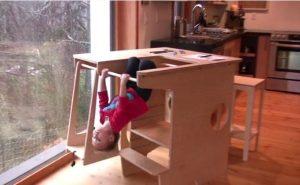 幼兒「學習+遊戲+運動」多功能枱