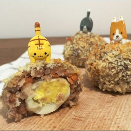 Happy Cook:幼兒版 – 升級蘇格蘭蛋