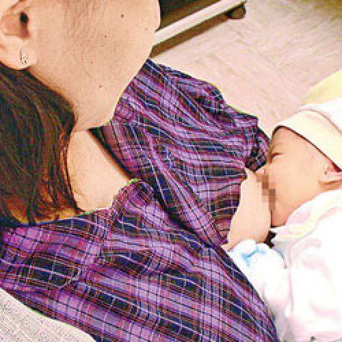 哺乳助早產嬰智力發展