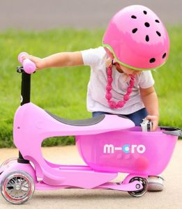 幼兒「超型起步」‧瑞士deluxe 版scooter