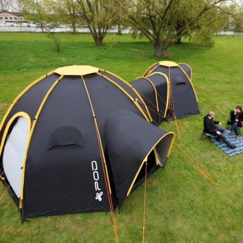 無限延伸「帳篷」.集體family camping必備