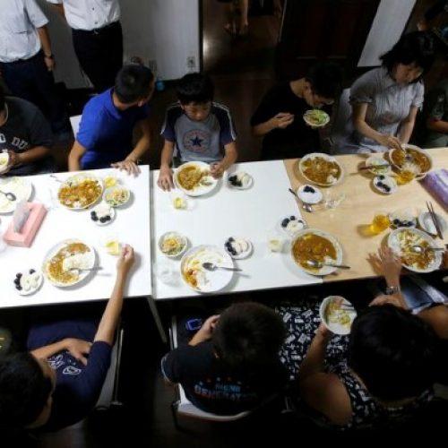 兒童食堂三年激增14倍 貧窮問題惹關注