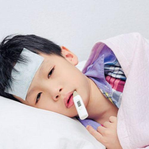 流感求診增3成 小童感染多  南瓜雪梨潤肺佳