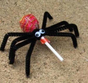 又食又玩手作:「芝士」掃把‧「珍寶珠」蜘蛛…