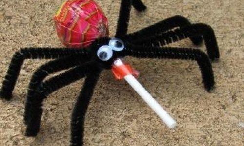 「芝士」掃把‧「珍寶珠」蜘蛛‧又食又玩手作