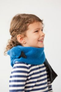 高質「3D動物」頸巾,一家暖笠笠過冬