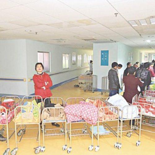孕婦自備牀被 入院生仔 放寬二孩