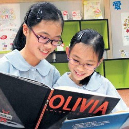 小學圖書館 激發閱讀種子萌芽