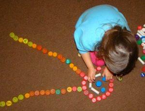 幼兒「樽蓋」手工‧ 親子玩「大變化」